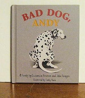 Bad Dog Andy: Cassandra Peterson and John Paragon
