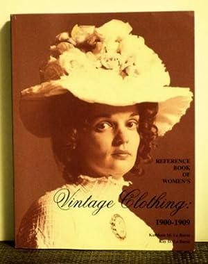 Vintage Clothing 1900-1909: Kathleen M. La