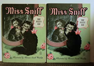 Miss Sniff, The Fuzzy Cat: Jane Curry