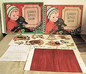 Larry's Little Lamb, with Box: Beth Vardon