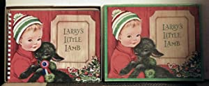 Larry's Little Lamb , With Box: Beth Vardon
