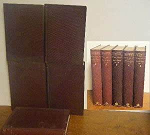 The Decline and Fall of the Roman Empire Vol. 1-5: Edward Gibbon