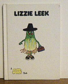 Lizzie Leek, a Munch Bunch Book: Giles Reed