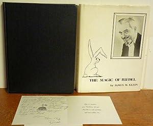 Th4e Magic of Riedel: James M. Klein