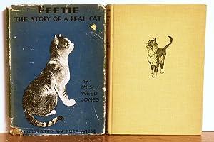 Peetie the Story of a Real Cat: Inis Weed Jones
