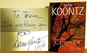 From the Corner of His Eye: Dean Koontz