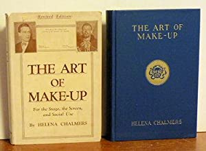The Art of Make-Up: Helena Chalmers
