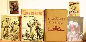 The Lone Ranger Rides Again: Fran Striker
