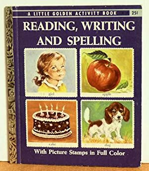 Reading, Writing And Spelling With Picture Stamps: Carol Kaufman