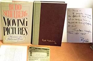 Moving Pictures Memories of a Hollywood Prince: Budd Schulberg