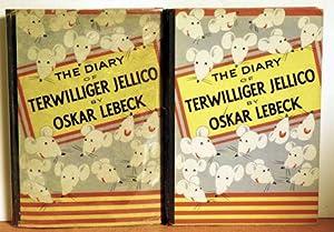 The Diary Of Terwilliger Jellico: Oskar Lebeck