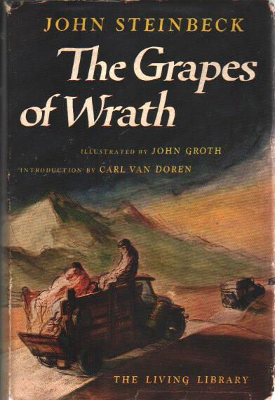 an analysis of the pursuit of the american dream in the grapes of wrath by john steinbeck death of a I need some help finding quotes from the book grapes of wrath by john steinbeck that pertain to the american dream some help will be appreciated :.