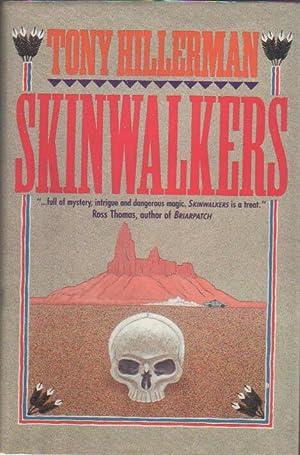 Skinwalkers.: Hillerman, Tony.