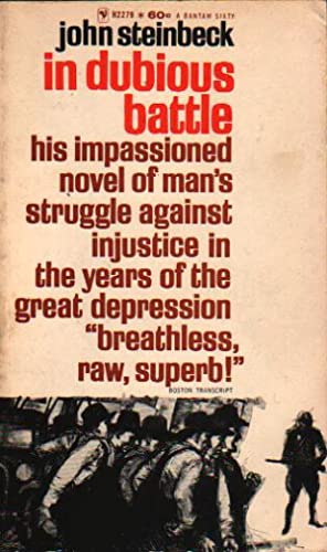 In Dubious Battle.: Steinbeck, John.