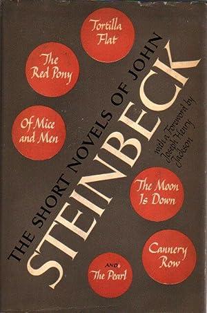 The Short Novels of John Steinbeck.: Steinbeck, John.