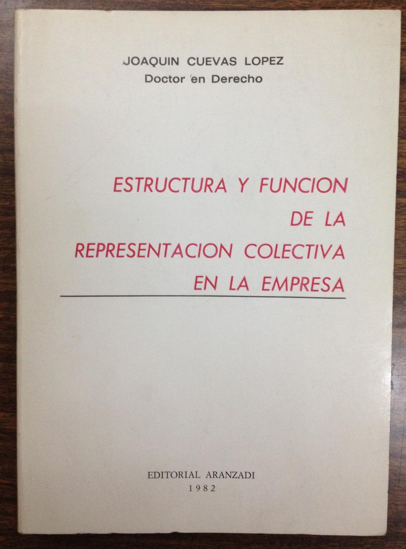 Estructura Y Funcion De La Representacion
