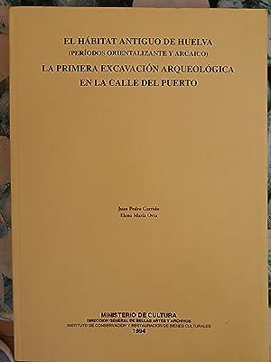 EL HABITAT ANTIGUO DE HUELVA (PERIODOS ORIENTALIZANTE: GARRIDO (Juan Pedro)