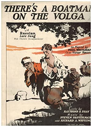 THERE'S A BOATMAN ON THE VOLGA: A