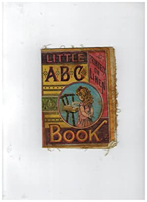 LITTLE ABC BOOK, PRINTED ON LINEN