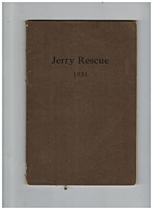 THE JERRY RESCUE, OCTOBER 1, 1851
