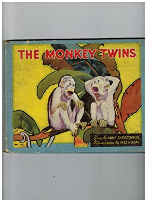 THE MONKEY TWINS: Christopher, Anne