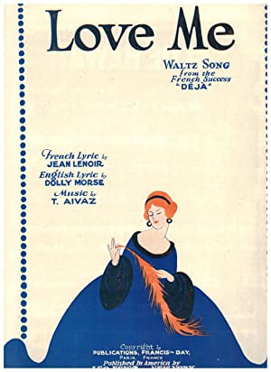 LOVE ME (Waltz Song from the French