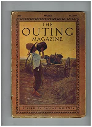 THE OUTING MAGAZINE. August, 1908
