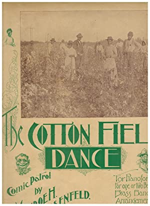 THE COTTON FIELD DANCE. COMIC PATROL