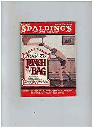HOW TO PUNCH THE BAG. INCLUDING DIRECTIONS FOR EXHIBITION BAG PUNCHING