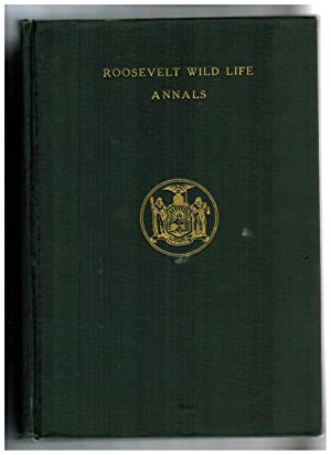 ROOSEVELT WILD LIFE ANNALS. VOLUME II (Ecology of Trout Streams in Yellowstone; Food of Trout Str...