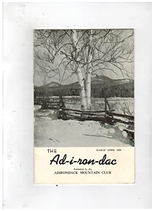 THE AD-I-RON-DAC. March-April 1950