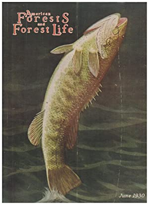 AMERICAN FORESTS AND FOREST LIFE. June 1930