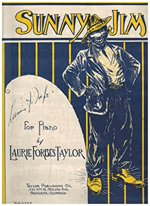 SUNNY JIM (Signed by Author)