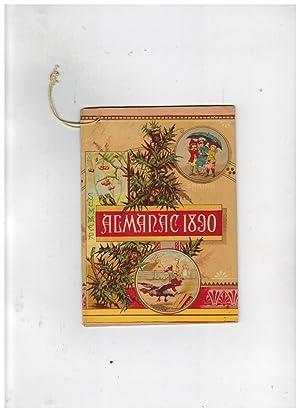 SEVEN BARKS ALMANAC 1890