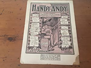 HANDY ANDY: CHARACTERISTIC MARCH, TWO STEP AND CAKE WALK