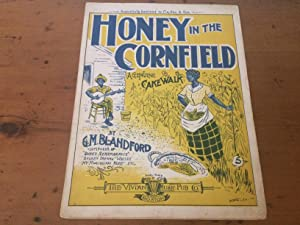 HONEY IN THE CORNFIELD: A GENUINE CAKE WALK