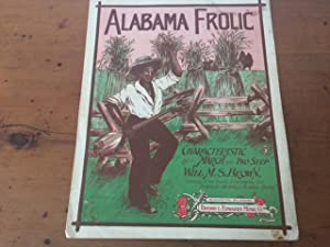 ALABAMA FROLIC: CHARACTERISTIC MARCH AND TWO STEP