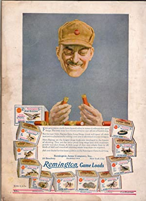 OUTDOOR RECREATION, THE MAGAZINE OF . Issue of October 1926