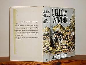 Yellow Streak: Tullett, J S