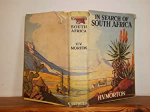 In Search of South Africa: Morton, H V