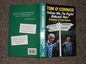 Follow Me, I'm Right Behind You: a Treasury of Irish Humour