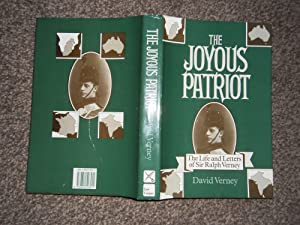 The Joyous Patriot: The Correspondence of Ralph Verney 1900-1916