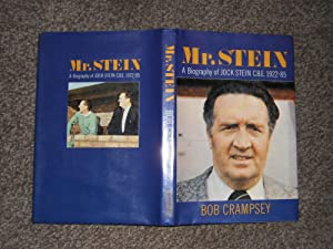 Mr Stein: a Biography of Jock Stein CBE 1922-85