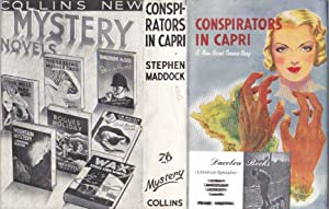 CONSPIRATORS IN CAPRI: Maddock, Stephen (J.M.Walsh)