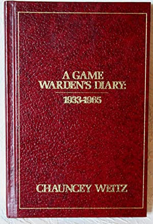 Game Warden's Diary
