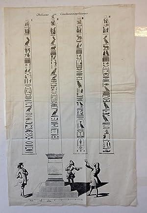 Obeliscus Constantinopolitanus.: Johann Christoph Volckamer