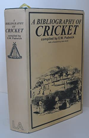 A Bibliography of Cricket.