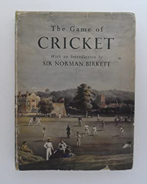 The Game of Cricket; Illustrated by a Series of Pictures in the Museum of The Marylebone Cricket ...