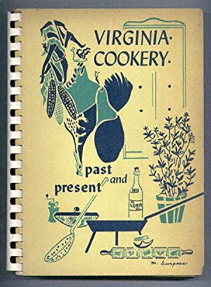 Virginia Cookery - Past and Present: Church, Woman's Auxiliary of Olivet Episcopal
