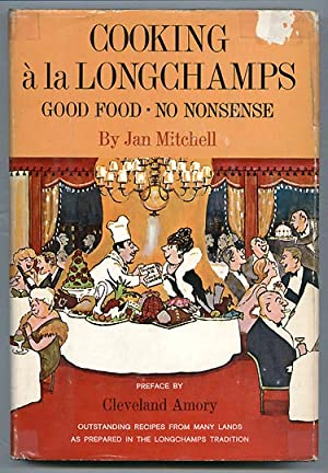 Cooking a la Longchamps: Mitchell, Jan